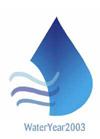 ferskvannsåret 2003 logo